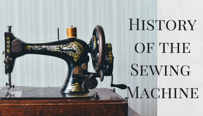 the origin and history of the sewing machine A brief history of the sewing needle needle was one of humankind's first tools over the centuries it developed from a simple craft item to the precision tool for modern sewing machines.