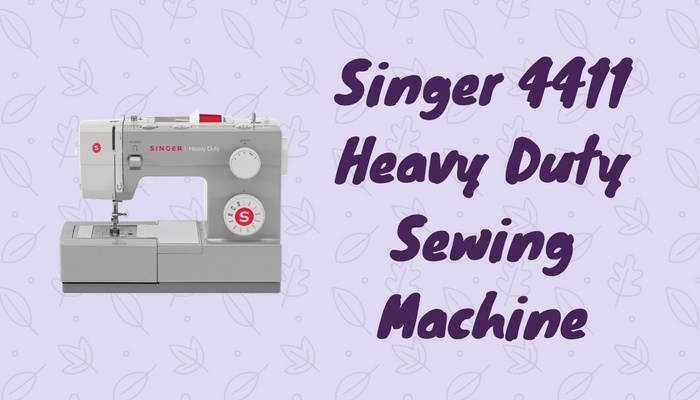Singer 40 Heavy Duty Sewing Machine Review Sewing From Home Best Singer Sewing Machine Heavy Duty