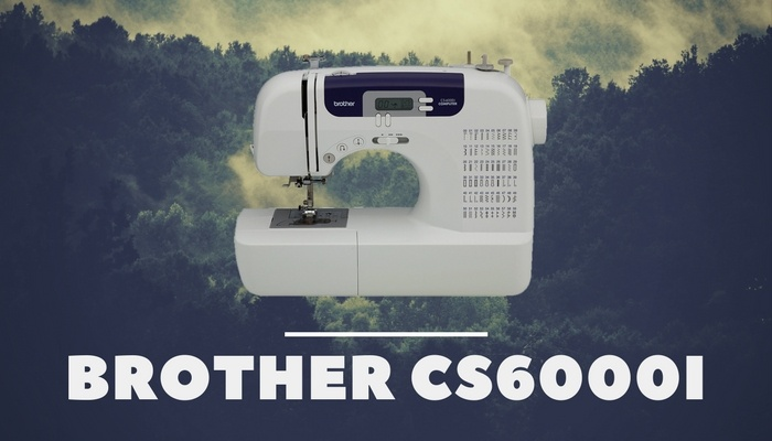 Brother CS40i Review Sewing From Home Stunning Brother Sewing Machine Cs 6000