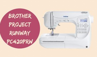brother sewing machine project runway