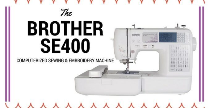 best combination sewing and embroidery machine