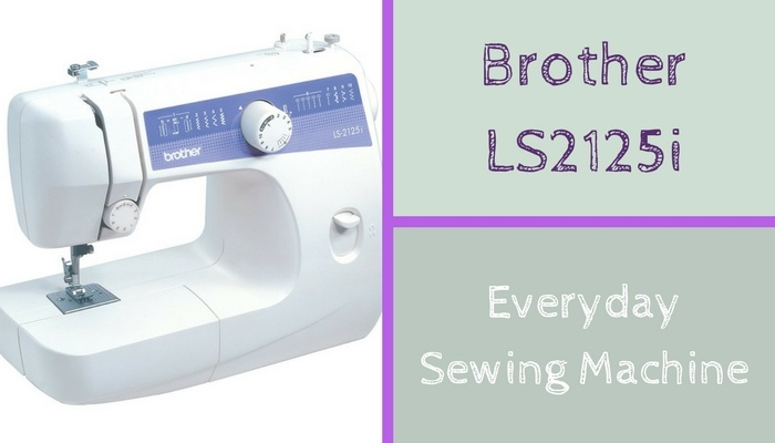 Brother LS40i Everyday Sewing Machine Review Sewing From Home Adorable Brother Sewing Machine Ls2125