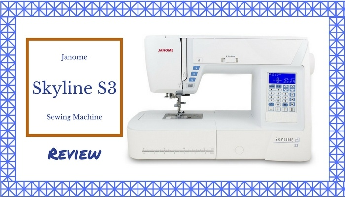 Janome Skyline S40 Sewing Machine Review Sewing From Home Best Bernina 820 Sewing Machine Review