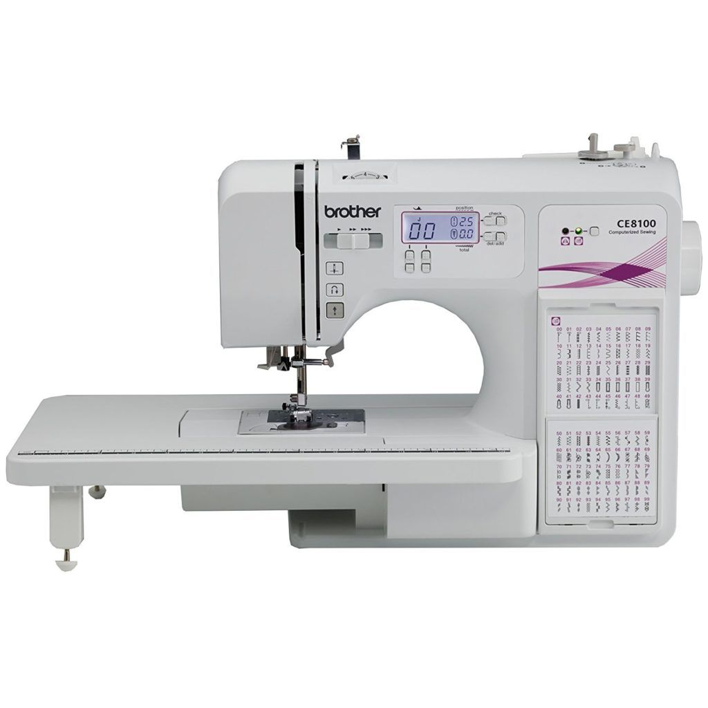brother ce8100 for quilting