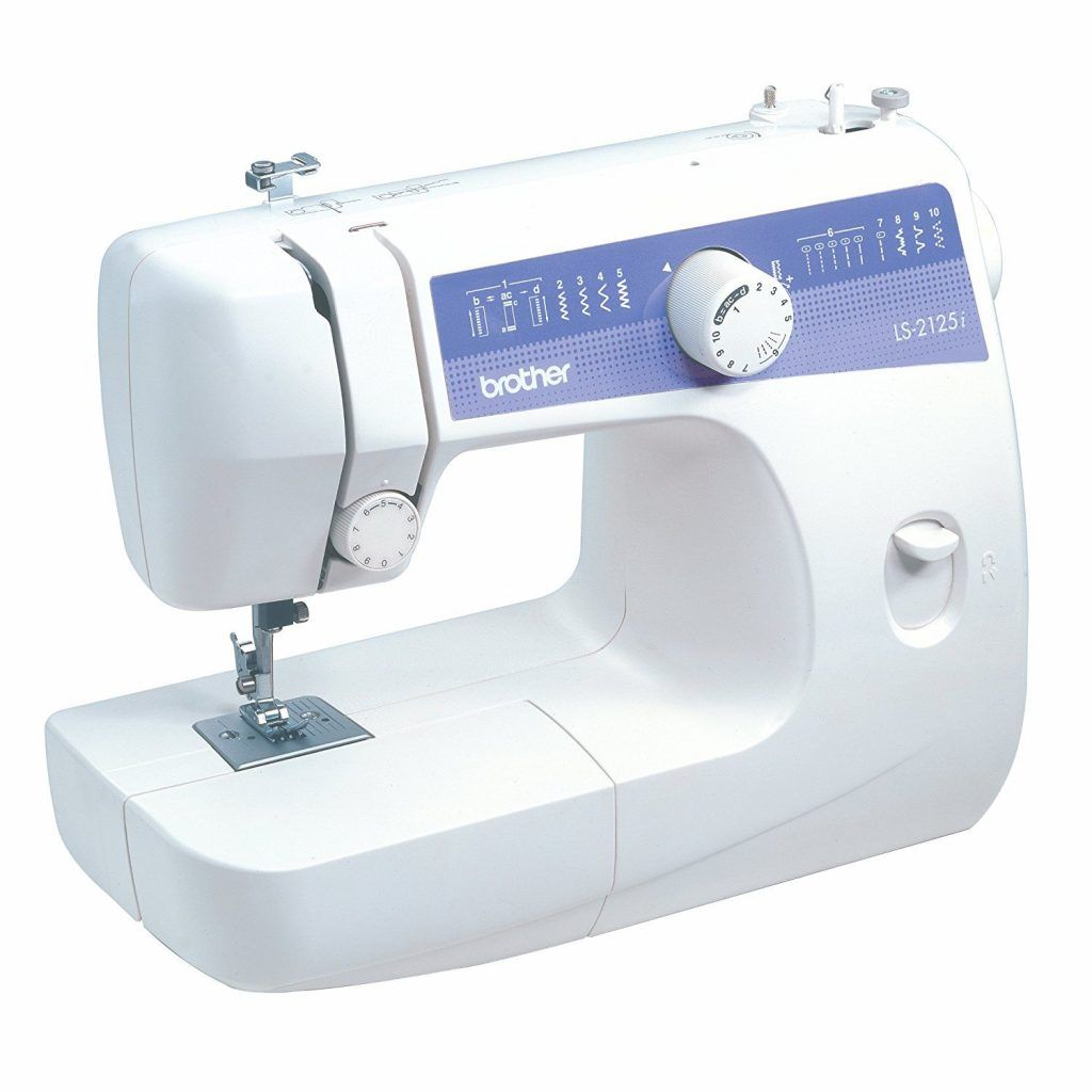 brother ls2125i everyday sewing machine review