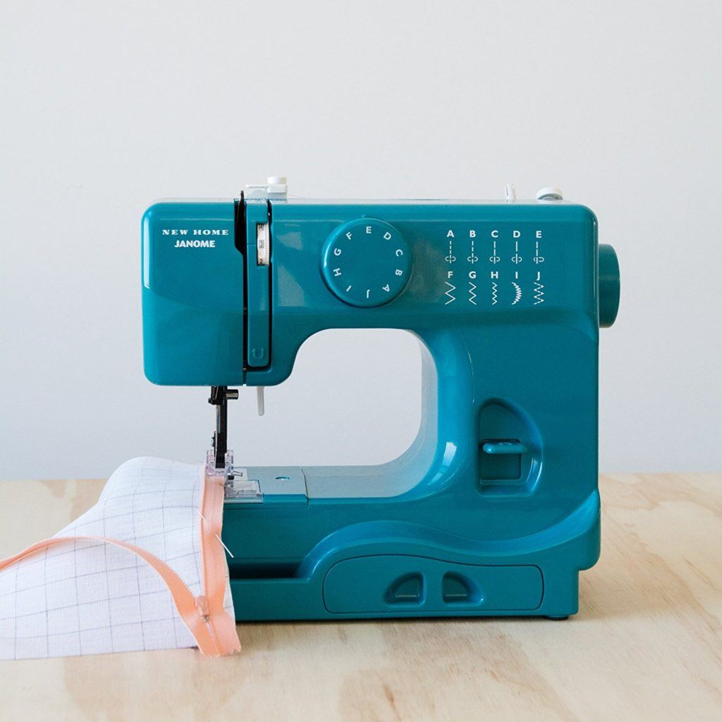 janome compact sewing machine