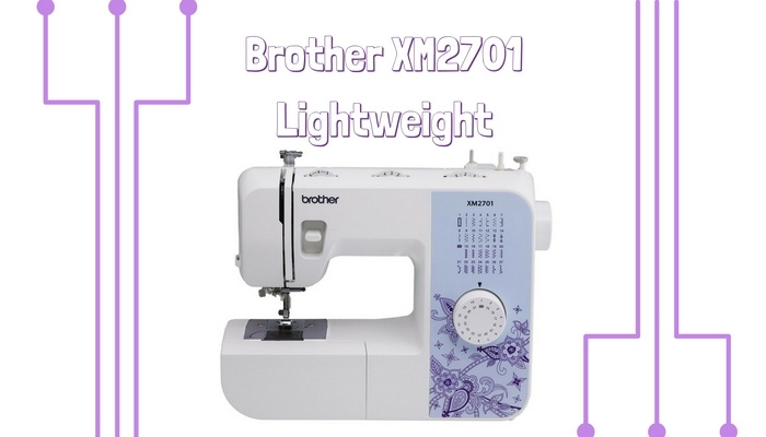 Brother XM40 Sewing Machine Review Best For Beginners Sewing Beauteous What Is The Best Sewing Machine For A Beginner