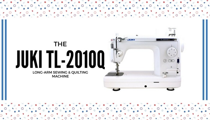 juki tl-2010q long-arm review