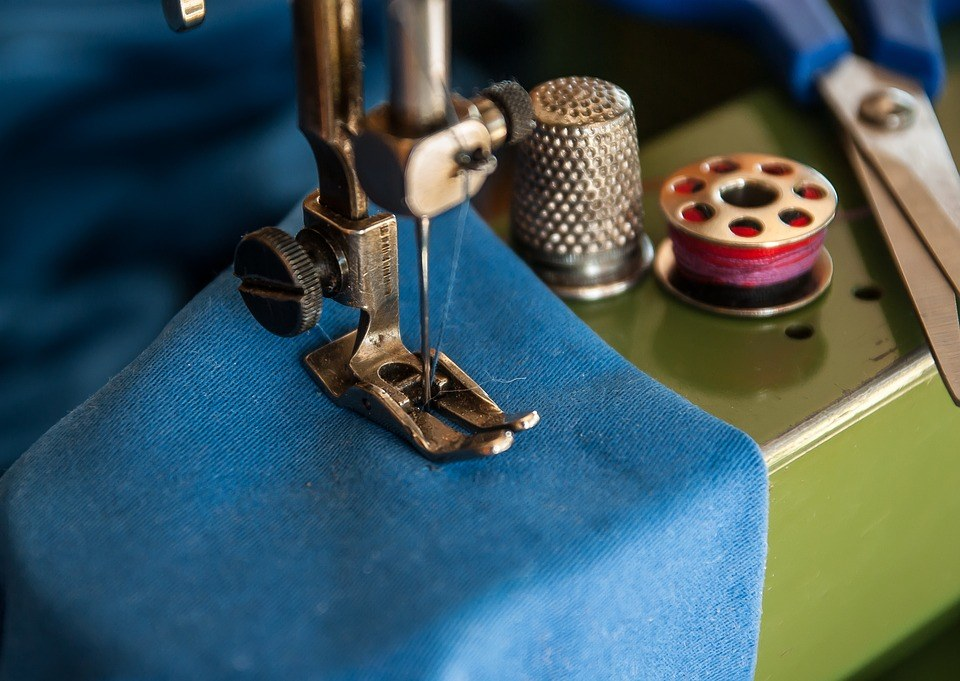 how to sew with a machine