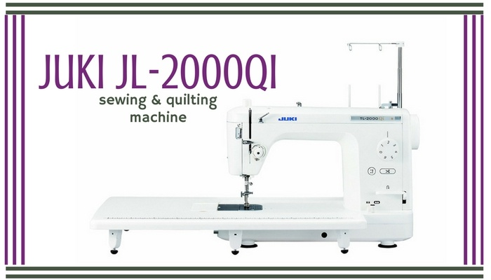 Juki TL40Qi Sewing And Quilting Machine Review Sewing From Home Unique Juki Sewing Machine Reviews