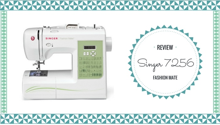 Singer 40 Fashion Mate Sewing Machine Review Sewing From Home Custom Singer 7256 Fashion Mate 70 Stitch Sewing Machine