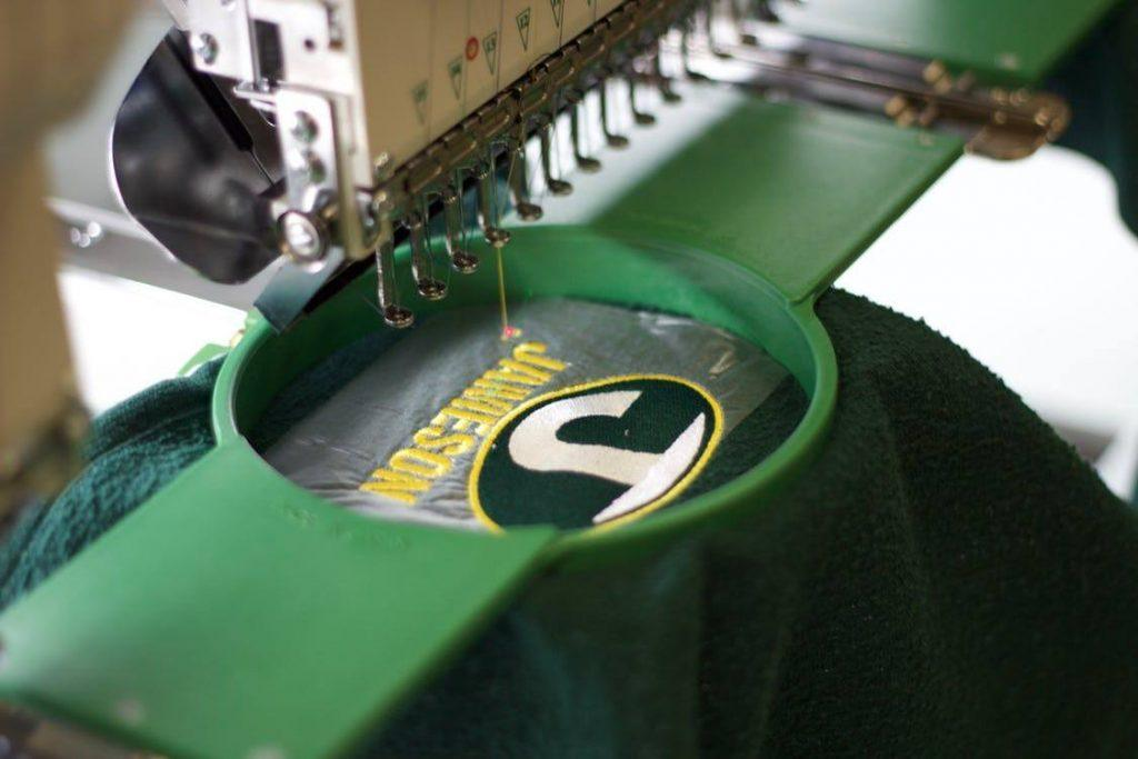 embroidery and sewing machines