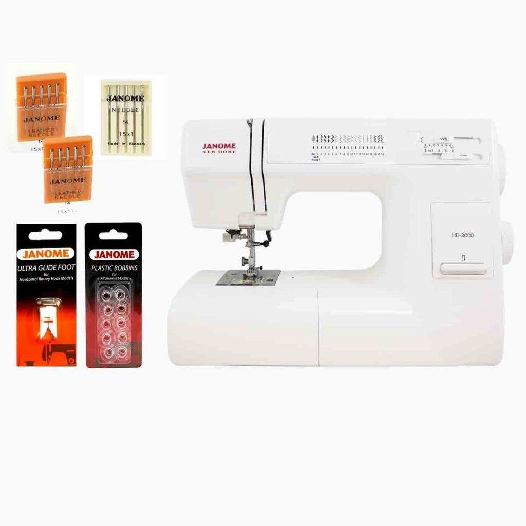 best heavy duty sewing machine