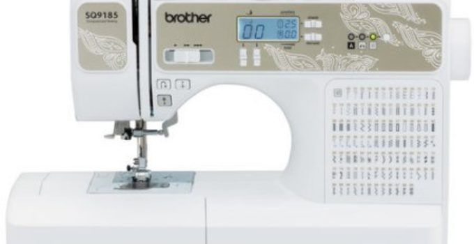 brother quilting machine
