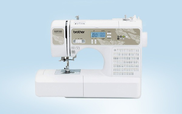 Brother SQ9185 130 Stitch Sewing Machine Review | Sewing