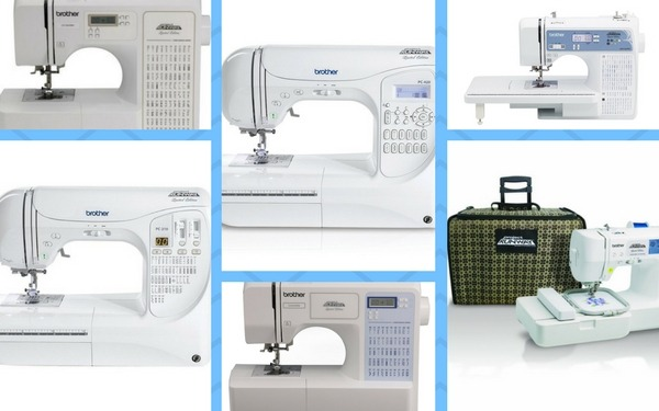 Brother Project Runway Sewing Machine Guide Sewing From Home Interesting Brother Project Runway Sewing Machine Ce1100prw