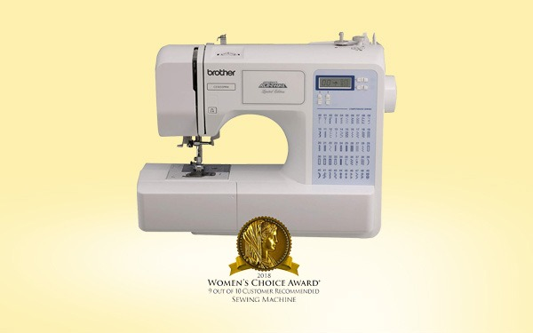 Brother Project Runway CS40PRW Machine Review Sewing From Home Gorgeous Brother International Sewing Machine Cs5055prw