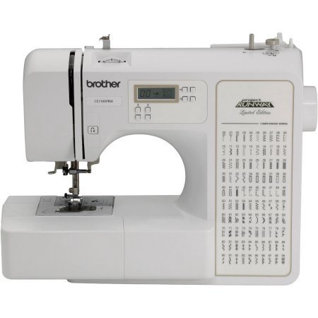 Brother CE40PRW Computerized Project Runway Review Sewing From Home Best Brother Project Runway Sewing Machine Ce1100prw