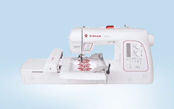 Singer XL40 Futura Embroidery And Sewing Machine Review Sewing Unique Embroidery Sewing Machine Reviews