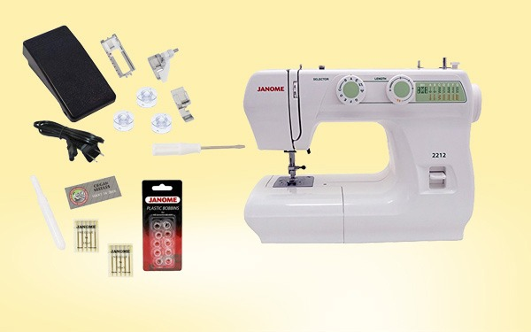 Janome 40 Sewing Machine Review Sewing From Home Gorgeous Janome Sewing Machine 2032
