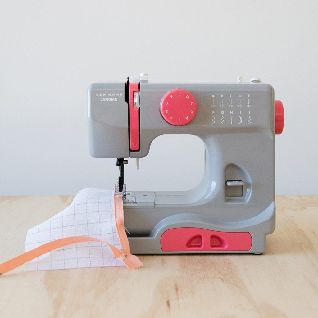 janome graceful gray review