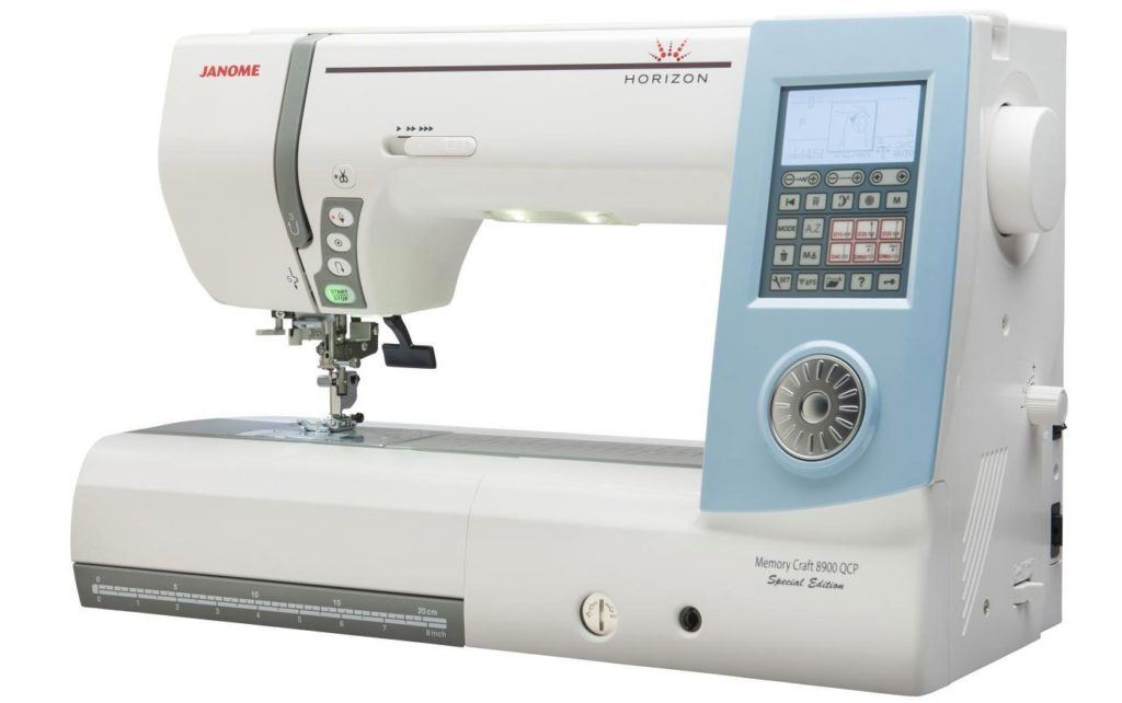 Janome 8900QCP Sewing and Quilting Machine