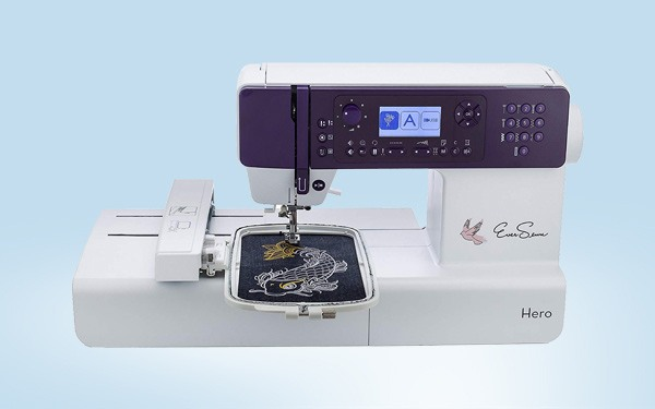 EverSewn Hero Review Sewing From Home Delectable Viking 400 Sewing Machine Review