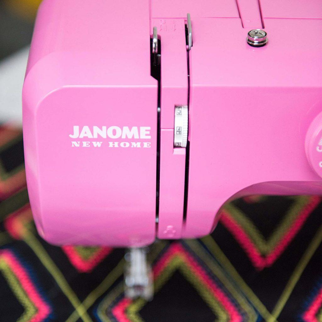 Janome Pink Sorbet Sewing Machine review