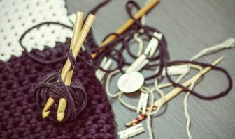 how to slip stitch in crochet