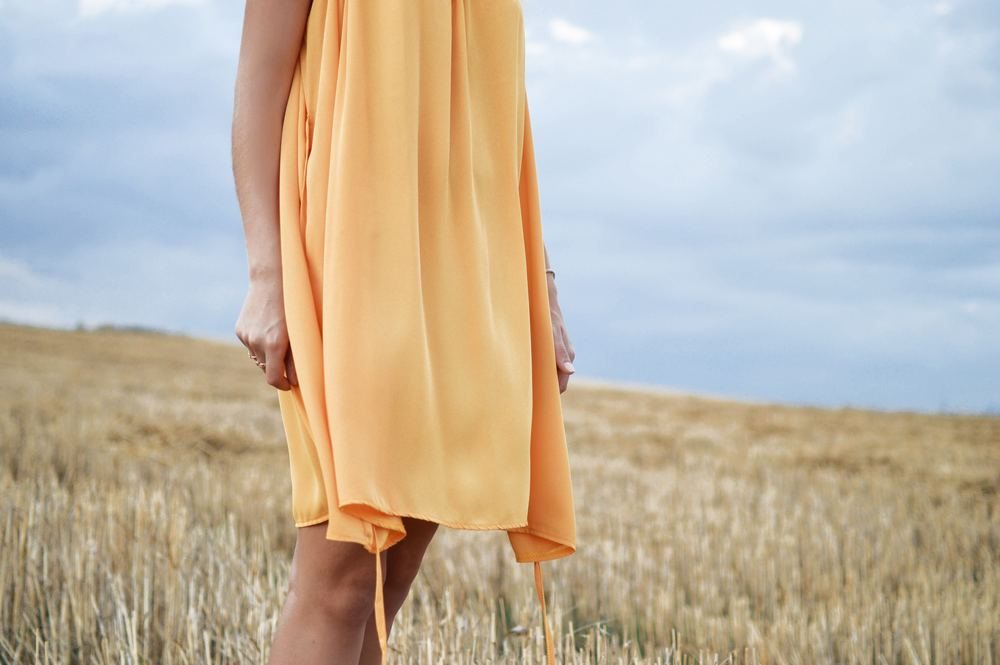 how to make a tent dress