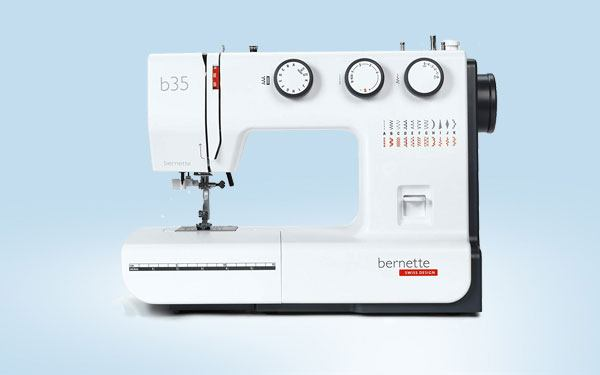 Bernette 35 Sewing Machine Review | Sewing From Home