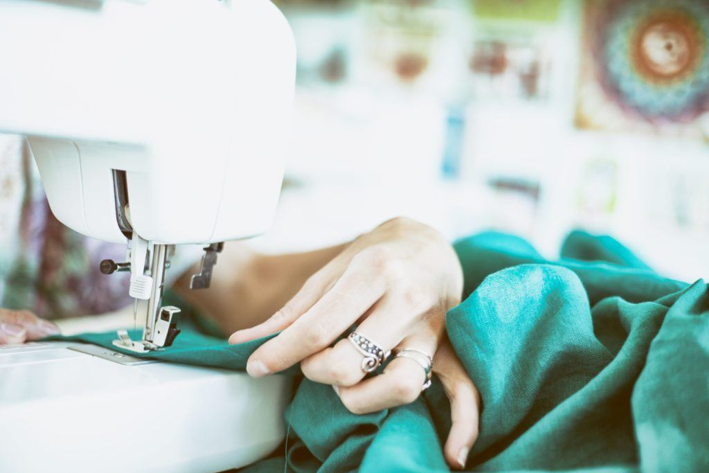 careers in sewing industry