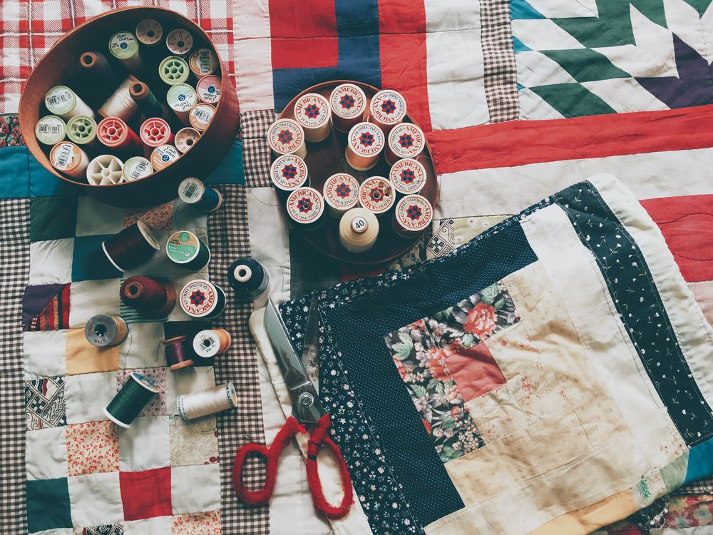 how to hand quilt