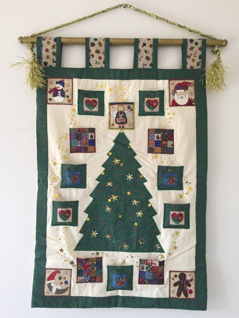 how to make a quilt by hand