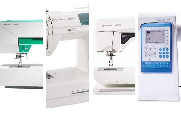 Complete Guide To The Husqvarna Viking Sewing Machine Line Sewing Interesting Husqvarna Viking Sewing Machine Parts Accessories