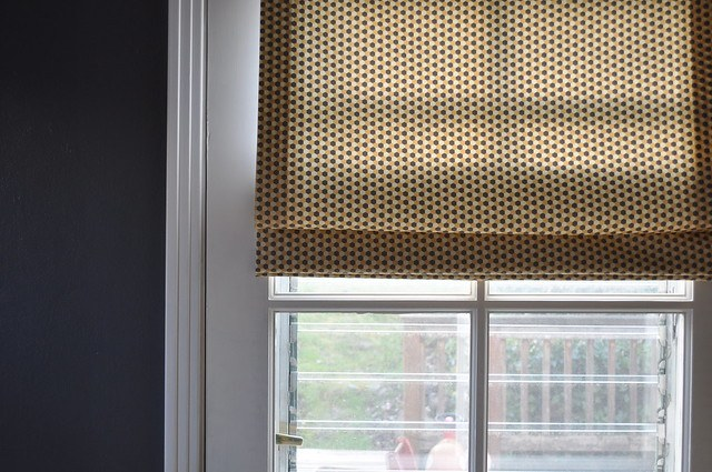 how to make roman shades with dowels