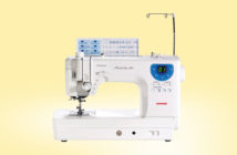 janome mc 6300p review