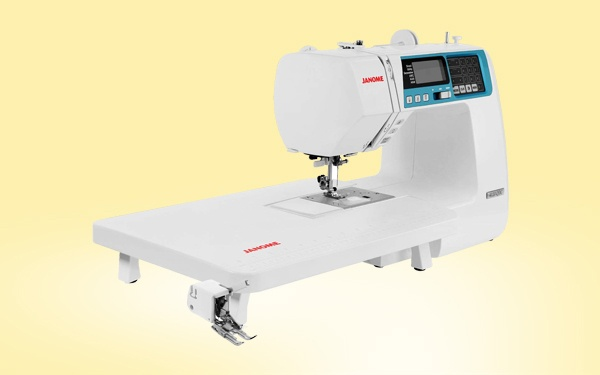 janome 4120 qdc review