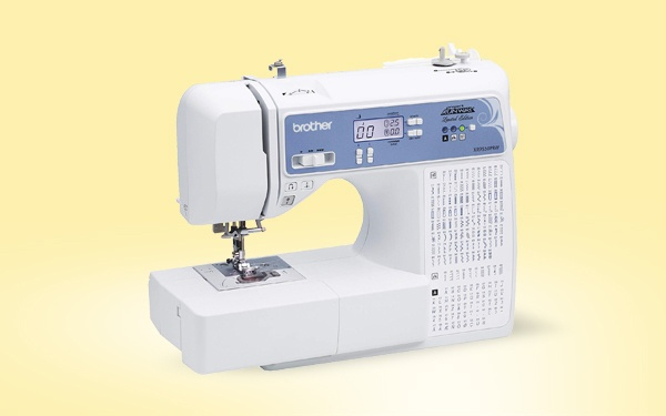 sewing machine for garment making