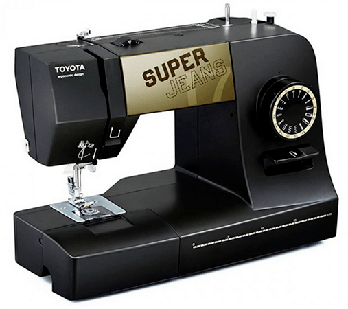 Toyota Sewing Machine review