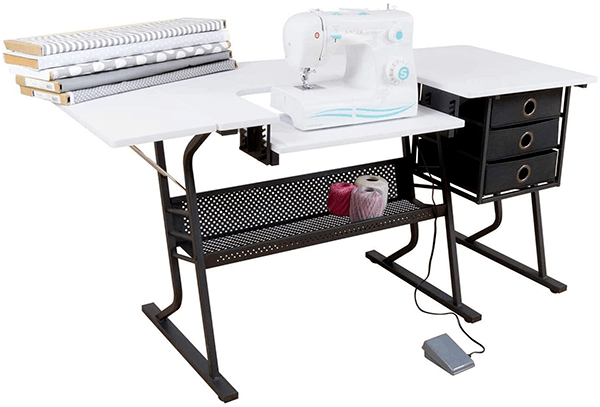 The Sew Ready Eclipse sewing desk