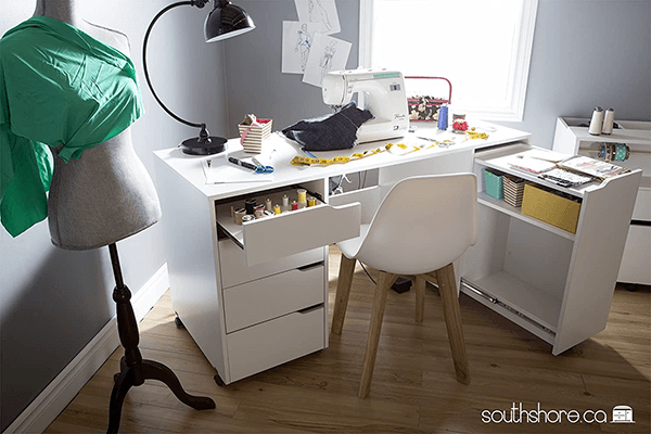 SouthShore Best Sewing Tables